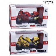 Модель мотоцикл (Max Energy)